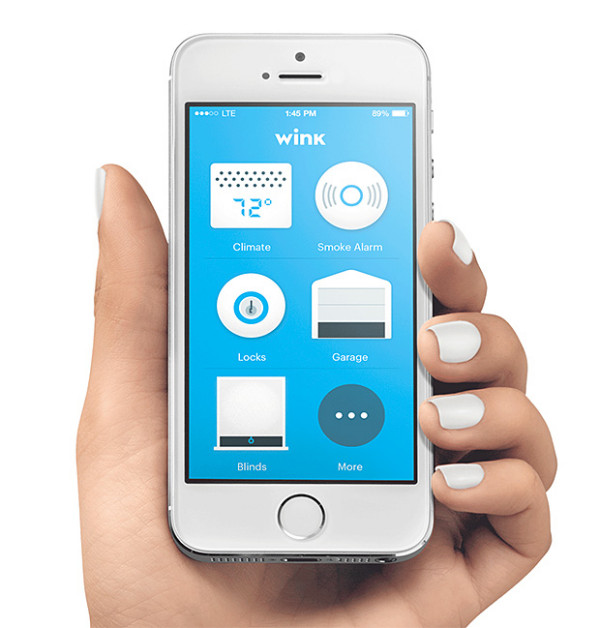 Wink – control your whole home with just your smartphone