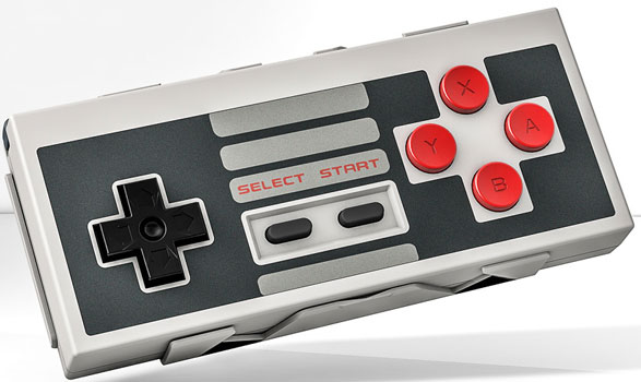 NES30 Bluetooth Controller for iOS, Windows and Android – retro gaming never felt so good