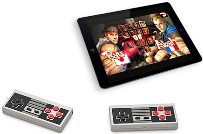 nes30bluetoothcontroller2 NES30 Bluetooth Controller for iOS, Windows and Android   retro gaming never felt so good