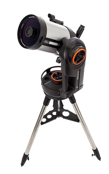 Nexstar Evolution 6 – the smartphone friendly robot telescope for the family astronomer