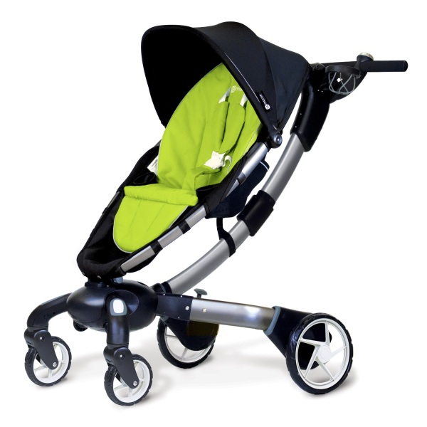 Origami Power Folding Stroller – if Tesla made baby gear…