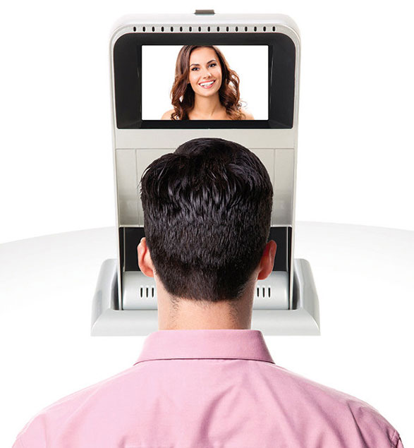 iTOi Video Booth – new invention turns your tablet into a more intimate video call booth