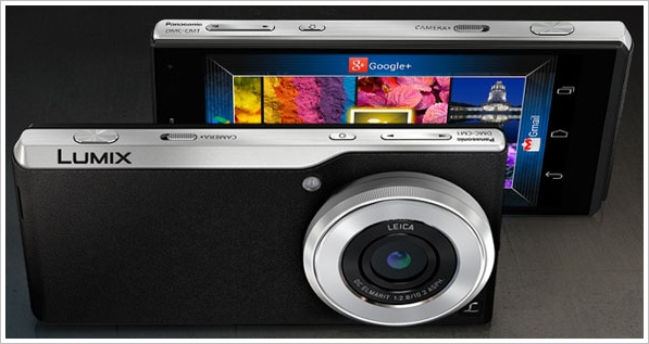 Panasonic Lumix DMC-CM1 Camera Phone – the Android smartphone that's also a 4K camera, things just got real…