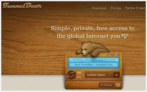 TunnelBear Mobile – excellent free WiFi security tool now available on Android and iPhone [Freeware]