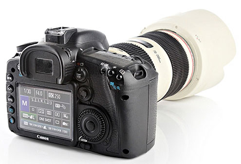 DSLR Bank – a great way to save for your accessories if you're a photography fan