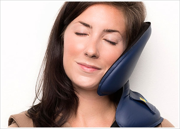 NapAnywhere – at last a neck pillow that actually works?