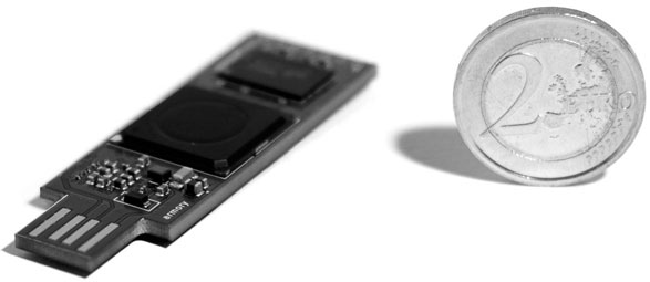 USB Armory – tiny open source computer is tiny