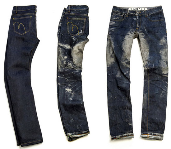 Dry Mud Jeans – rent your jeans, recycle them when done and help conserve your planet's resources