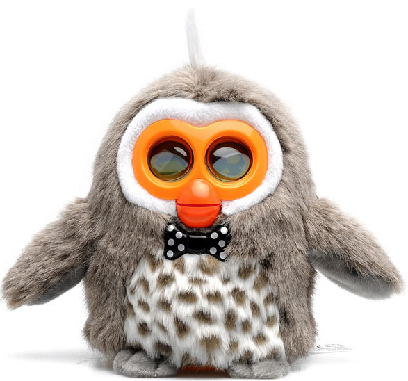 Hibou Owl Smart Toy – fun interactive creature makes friends with you and your smartphone