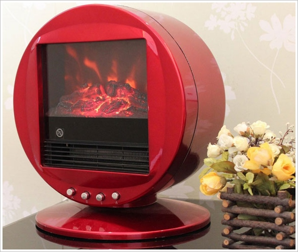 WBM Himalayan Heat 1500W – stick a fireplace heater on your desk and stay toasty