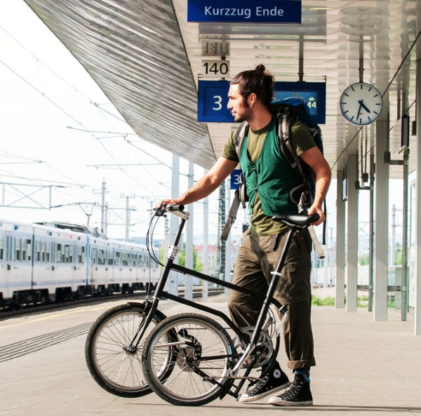VELLO bikes – the small bike with big ambitions