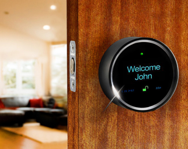 Goji Smart Lock – Keep your home sweet home secure with the smartest lock