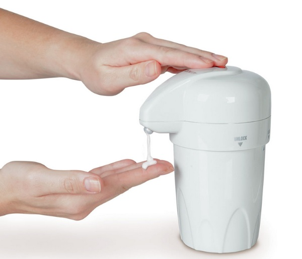 Heated Lotion Dispenser – a little bit of spa in your home