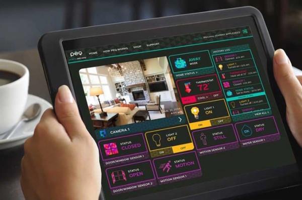 PEQ-Smart-Home-Sensor-System