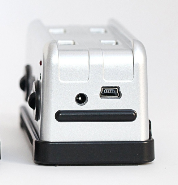 Smoko Toaster USB Hub side