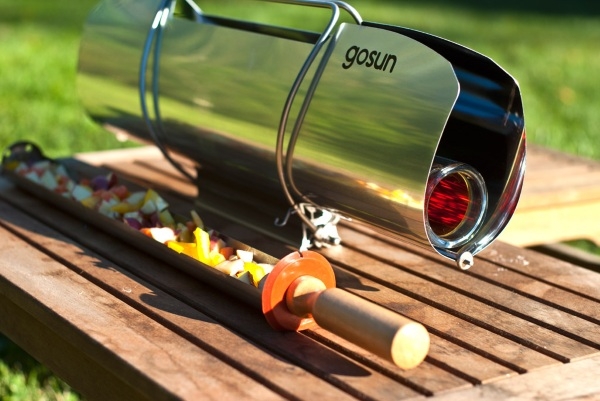 GoSun Sport – harness the power of the sun for your midday meal