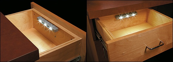 Switchless Drawer Light – illuminate your junk drawer