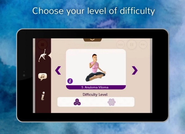 yoga for insomnia app