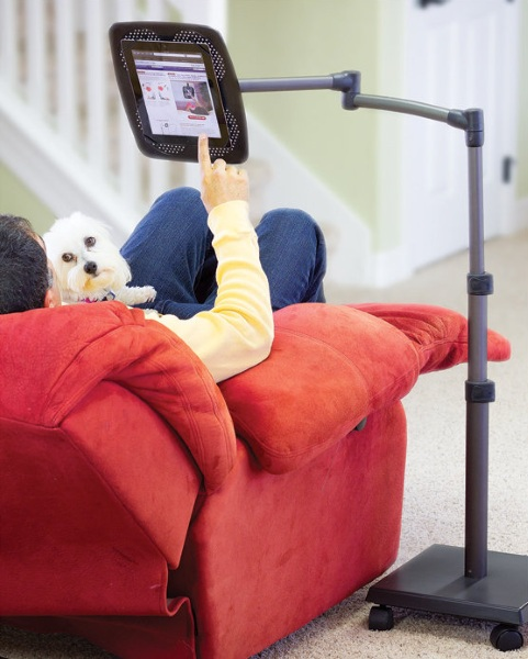 Levo G2 Deluxe Tablet Stand – a tablet stand that works as you work