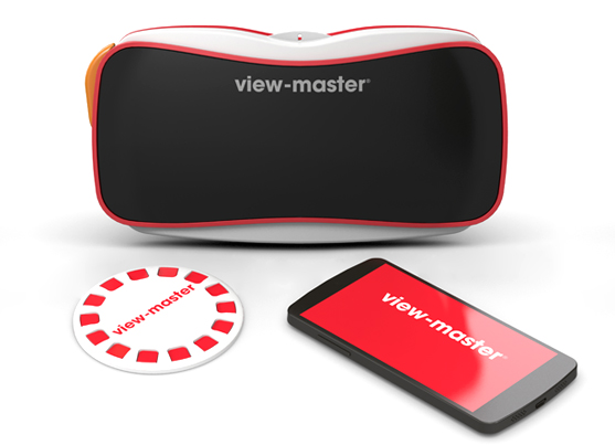 View-Master – a new take on an old classic
