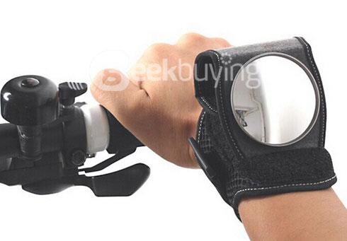 Goodhand Backeye Mirror – turn your wrist into a bike safe rear view mirror
