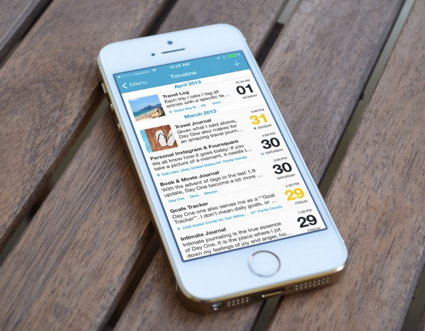 Day One – an easy journaling app for Apple [FREEWARE]