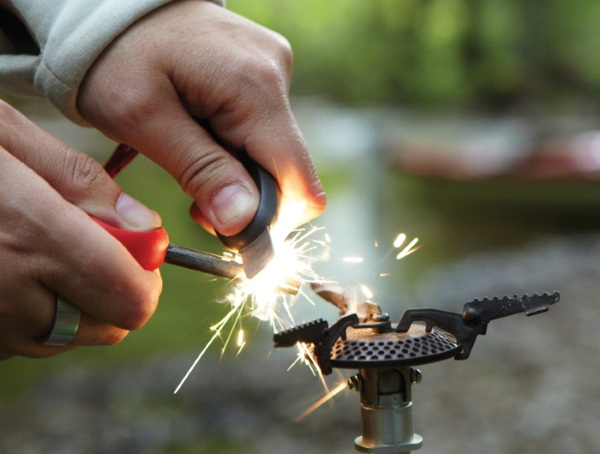 Light My Fire Swedish FireSteel Scout – a fire starter for all your fire needs