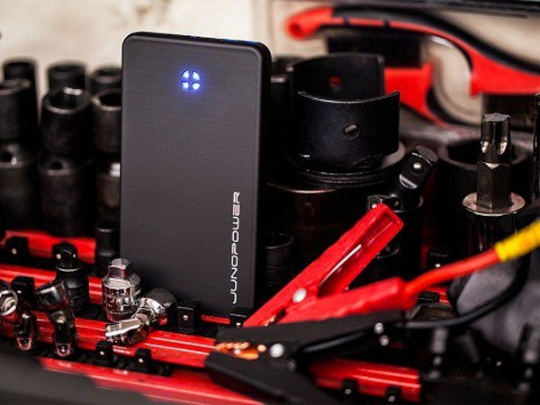 JunoJumper – the portable battery for your car