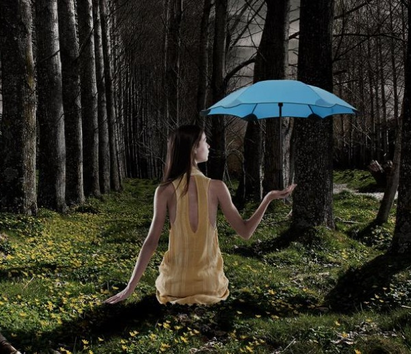 Blunt Classic Umbrella – the last umbrella you'll ever buy