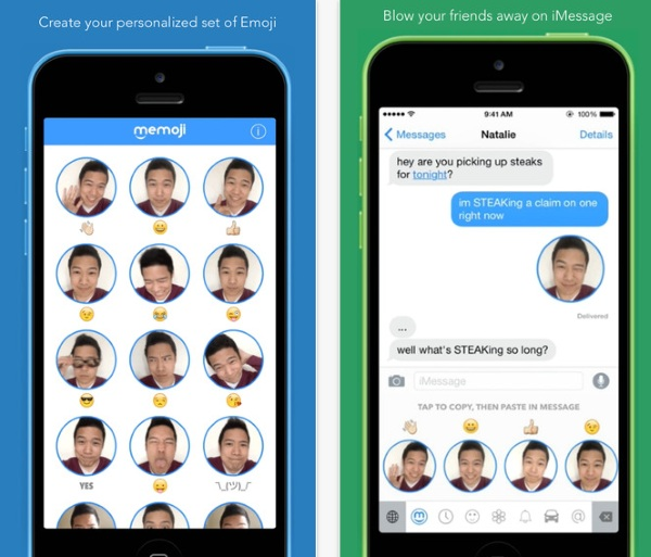 Memoji Keyboard – add a personal touch to your texts, you!  [FREEWARE]