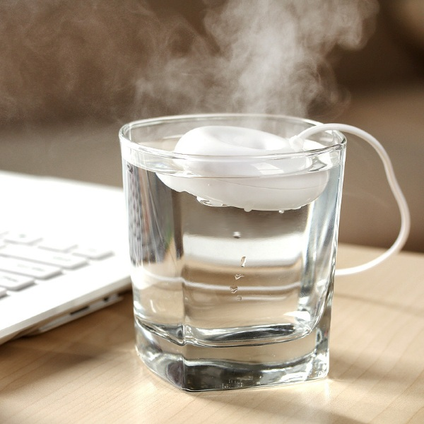 USB Doughnut Humidifier – the tiny humidifier for on the go