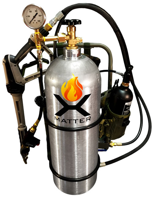 X15 Personal Flamethrower – so really, am I hot or not?