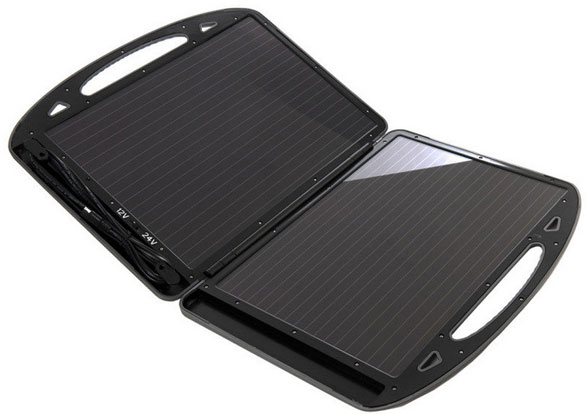 Xenta 13W Solar Briefcase – will it power your life with happiness? [Review]