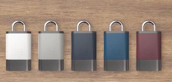 246 Nii Yon Lock – old fashioned lock with a modern key