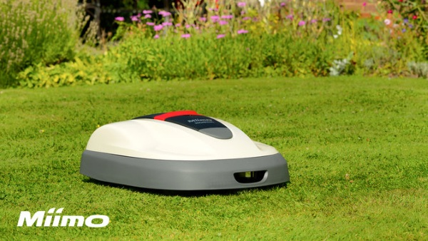 Miimo – take the work out of keeping a lawn