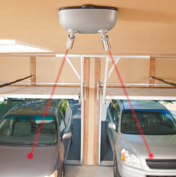 Park Right Dual Garage Laser Parking Sensor – park perfectly in your garage