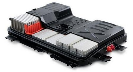 Nissan Leaf battery pack 1