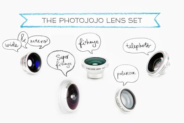 photojojo lens set all