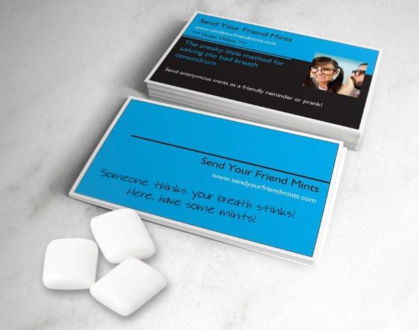 send your friends mints