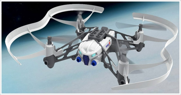 Parrot Airborne Cargo Drone – hands on with with this fast, fun flyer [First Test]