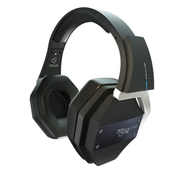 The One 3D Audio Headphones – sound from all around