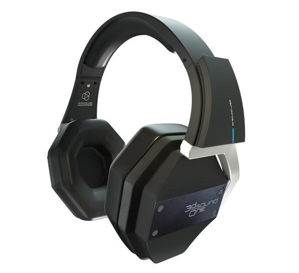 One 3D Audio Headphones