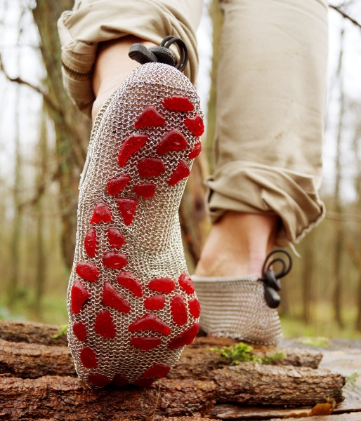 Paleos Ultra – chainmail for your feet