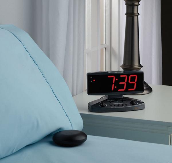 Sensory Overload Alarm Clock – giving new meaning to rude awakening