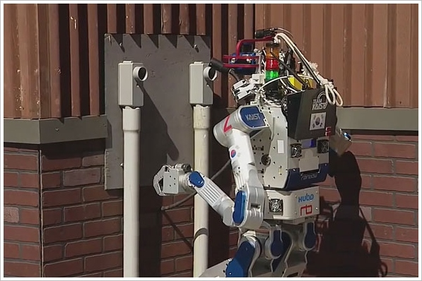 So You Think Robots Are Cute, Eh? Think again! [Video]