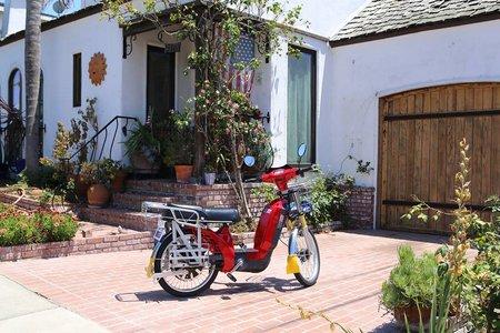 The VEXA500 – a better built electric bike