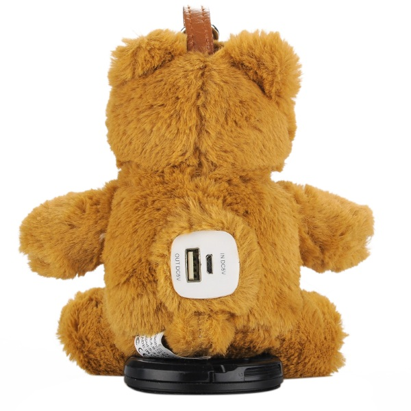 Teddy Bear Portable Power Bank – the cutest charger you'll ever see