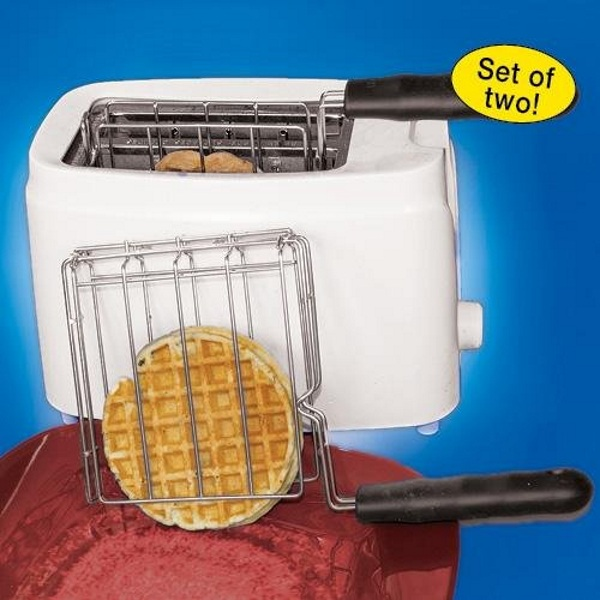 Toaster Buddies – turn your normal toaster into a toaster oven