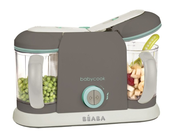 Babycook Pro 2X – skip the jars and make your own baby noms