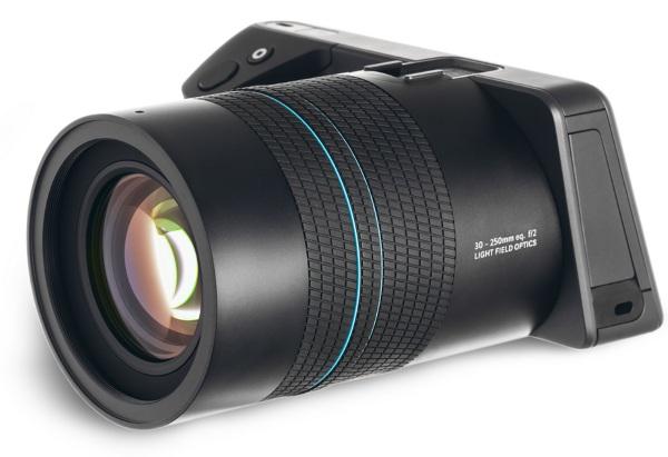 Lytro Illum – explore light with this camera